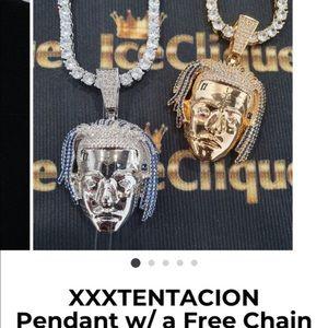 Jewelry - Xxxtentacion Chain